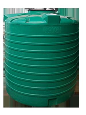 10 000 L water tank