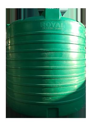 2500 L Water Tank